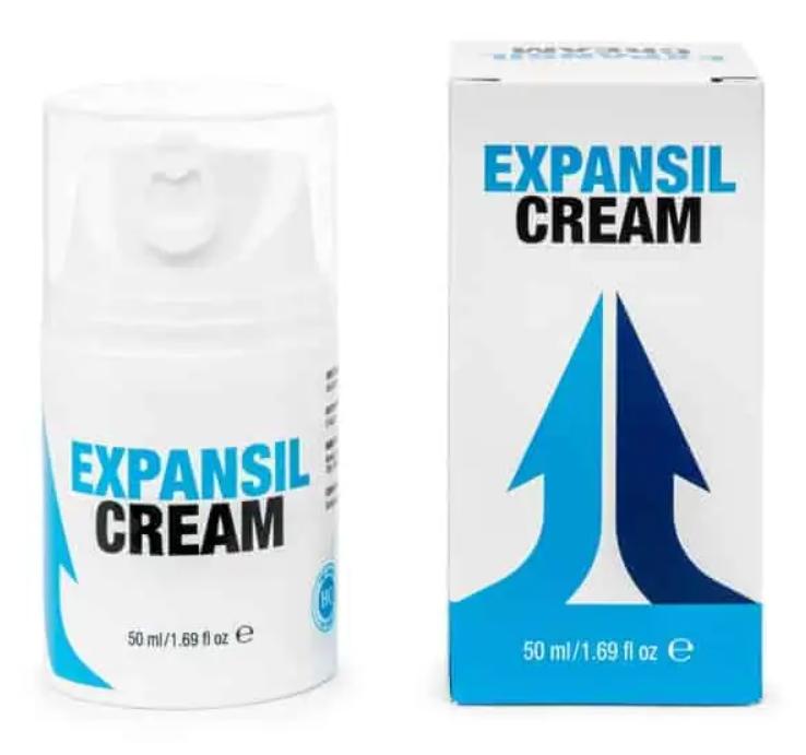 crème expansible